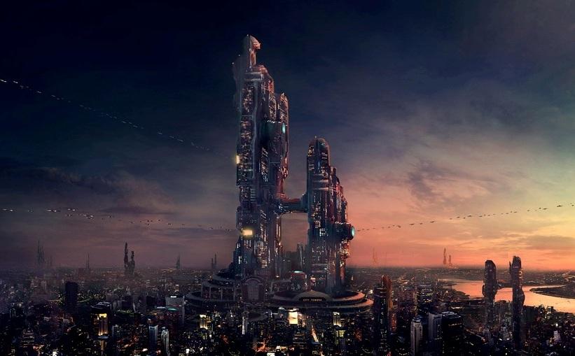 Epic music X-Ray Dog - Cyberworld. Время видео ролика: 00:03:35.